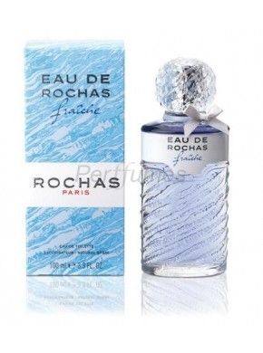 perfume Rochas Eau Fraiche edt 100ml - colonia de mujer