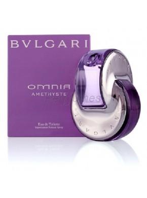 perfume Bvlgari Omnia Amethyste edt 40ml - colonia de mujer