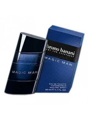 perfume Bruno Banani Magic Man edt 30ml - colonia de hombre