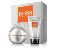 Boss In motion edt 90ml + Gel 150ml