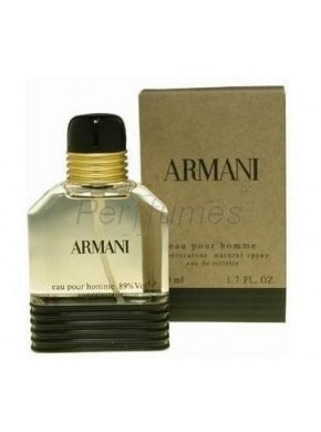 perfume Armani Homme edt 100ml - colonia de hombre