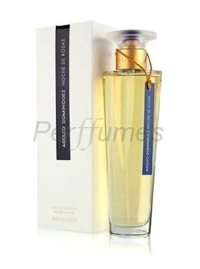 perfume Adolfo Dominguez Noche de Rosas edt 50ml - colonia de mujer