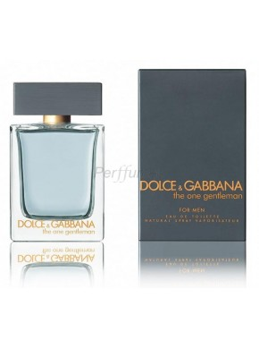 perfume Dolce Gabbana The One Gentleman edt 50ml - colonia de hombre