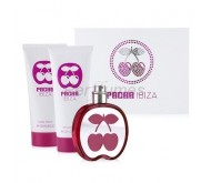 Set Pacha Ibiza edt 80ml + BodyMilk 150ml