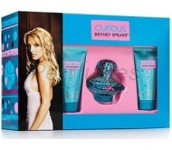Set Curious Britney Spears EDP 30ml + BodyMilk 50ml + Gel 50ml