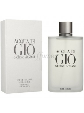 perfume Armani Acqua di Gio Homme edt 200ml - colonia de hombre