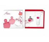 Set Nina edt 50ml + Loción Corporal 50ml + Gel de baño 50ml