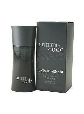 perfume Armani Code homme edt 125ml - colonia de hombre