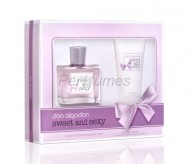 Sweet and Sexy edt 100ml + Deo 150ml