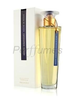 perfume Adolfo Dominguez Noche de Rosas edt 100ml - colonia de mujer