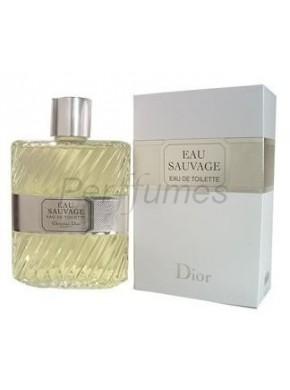 perfume Dior Eau Sauvage edt 100ml - colonia de hombre