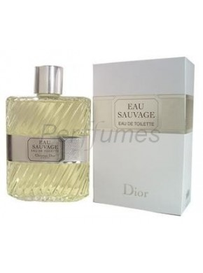 perfume Dior Eau Sauvage edt 200ml - colonia de hombre